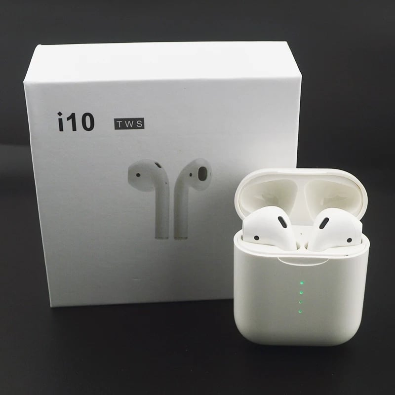 אוזניות אלחוטיות i10