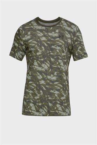 חולצת אימון קצרה אנדר ארמור לגבר 1305671-492 Under Armour Men's Sportstyle T-Shirt