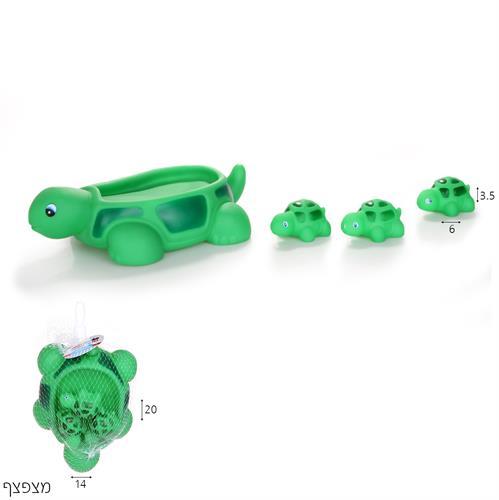 משחקי אמבטיה צבים