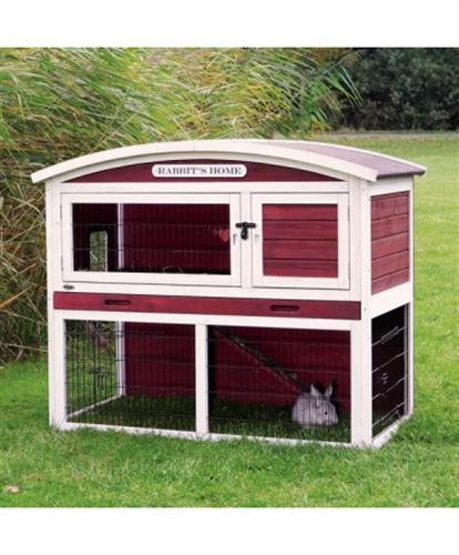 כלוב חצר  מפואר לארנבים TRIXIE
