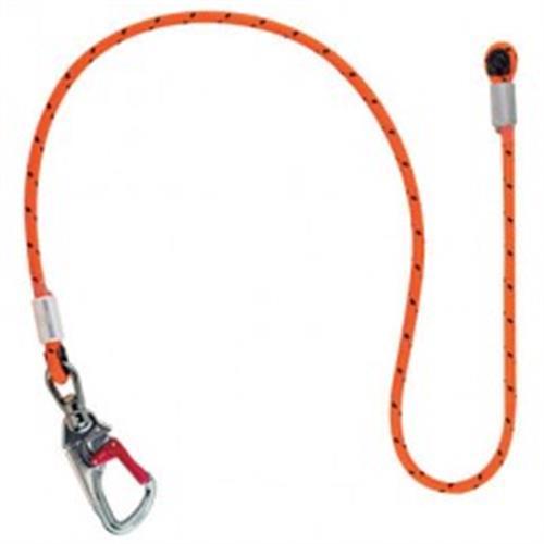 כבל מיקום ותמיכה Rope Logic 3m+טבעת סביבל ISC