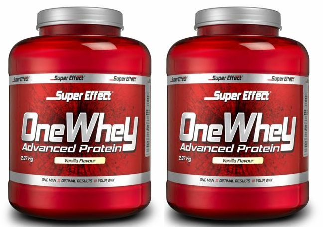 וואן וואי סופר אפקט | ONE WHEY Super Effect מבצע זוגי