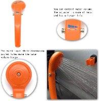 מקלחת שדה חשמלית 12V