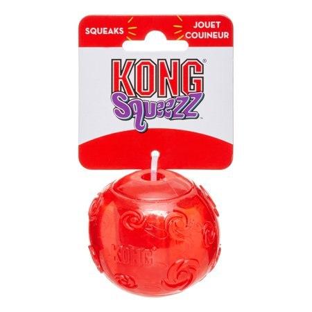 כדור קונג סקוויז/KONG Squeezz Ball