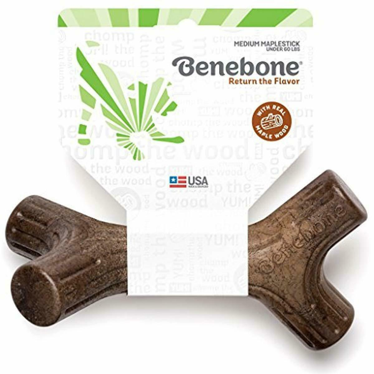 צעצוע בנבון לכלב עצם בנבון מייפ בייקון