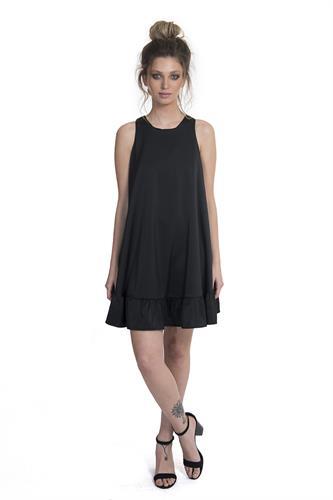 שמלה ג'וי שחור
