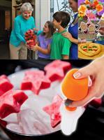 מכשיר DS  לחיתוך פירות לצורות