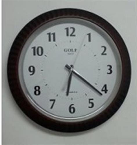 שעון קיר גולף מעוצב לבית ולמשרד PW178 GOLF