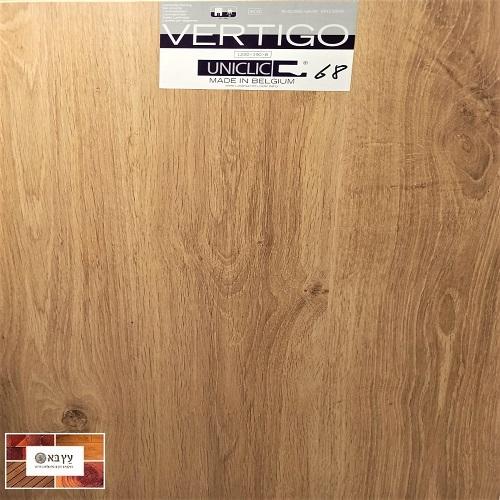 פרקט למינציה בלגי ורטיגו VERTIGO דגם 68
