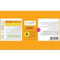 -- ויטמין C ליפוזומלי בספיגה גבוהה -- אקוסאפ ן  250 מל