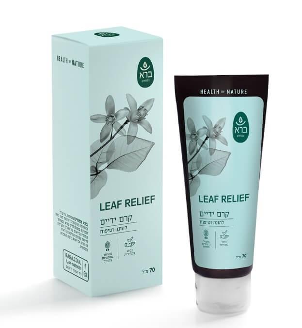 קרם ידיים | Leaf Relief