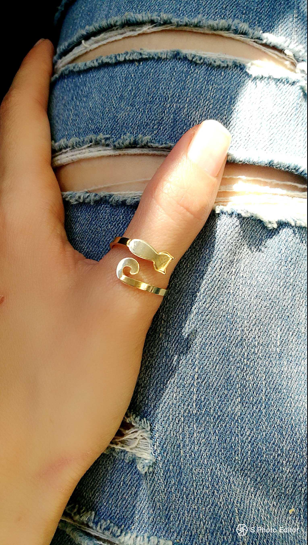 טבעת חתול