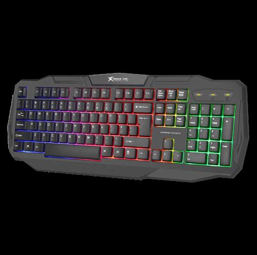 מקלדת גיימינג מבית xtrike-Me   דגם  gameing keyboard KB-302