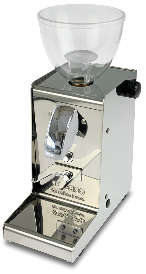 מטחנת קפה Ascaso דגם I-steel נירוסטה