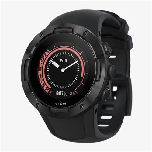 שעון סונטו Suunto 5 All Black