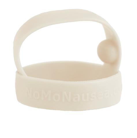 NoMo NAUSEA זוג צמידים רפלקסולוגיים וארומתרפים למניעת בחילות