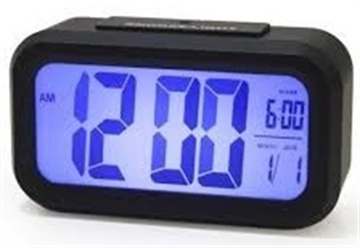 שעון מעורר דיגיטלי שולחני LCDC