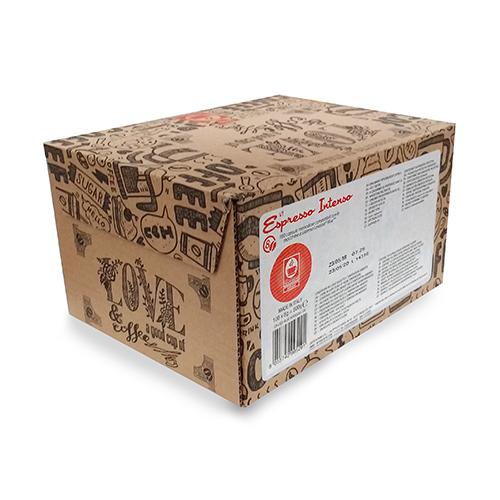 100 קפסולות בוניני INTENSO - תואם לוואצה מודו מיו תוצרת איטליה