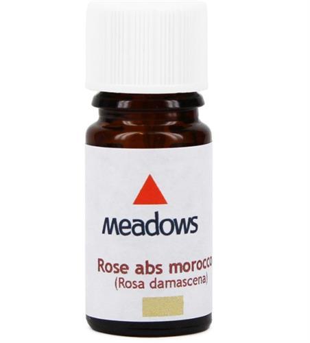 שמן ארומתרפי רוז אבסולוט מרוקו מדולל 5% בחוחובה - Rose Absolute (Morocco) 5%