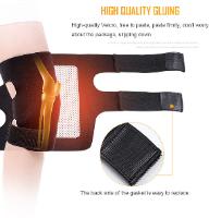 מגן ברך בעל כרית חימום טורמלין – Knee.P