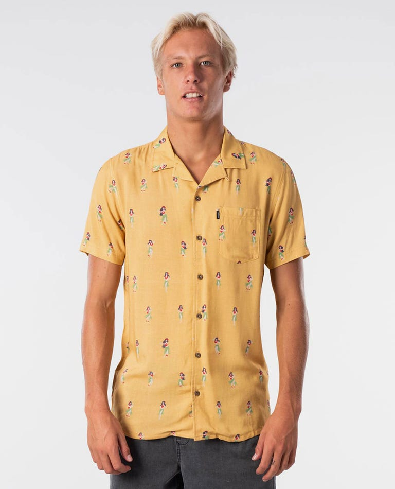 RIP CURL VACATION S/S SHIRT