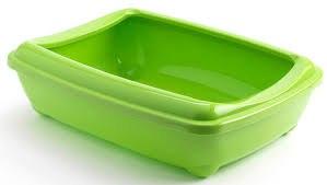 ארגז שירותים פתוחים מודרנה ירוק