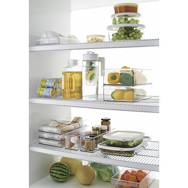 סט ארגוניות למקרר