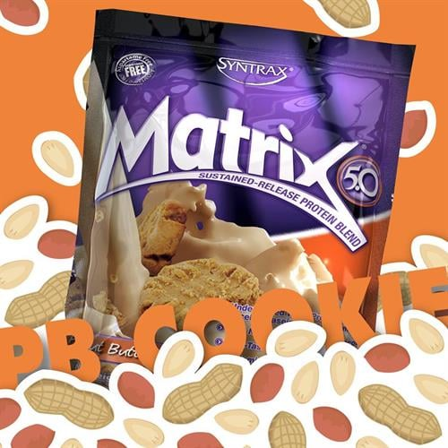 "זוג אבקות חלבון סיינטרקס מטריקס 2.3 ק""ג Syntrax Matrix M5"