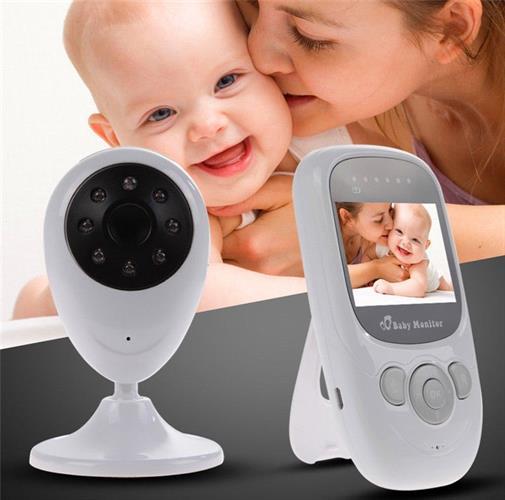 מוניטור לתינוק אלחוטי עם מצלמת לילה