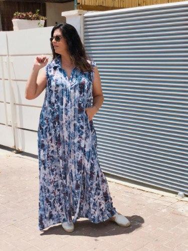 שמלת מנהטן טאי דאי