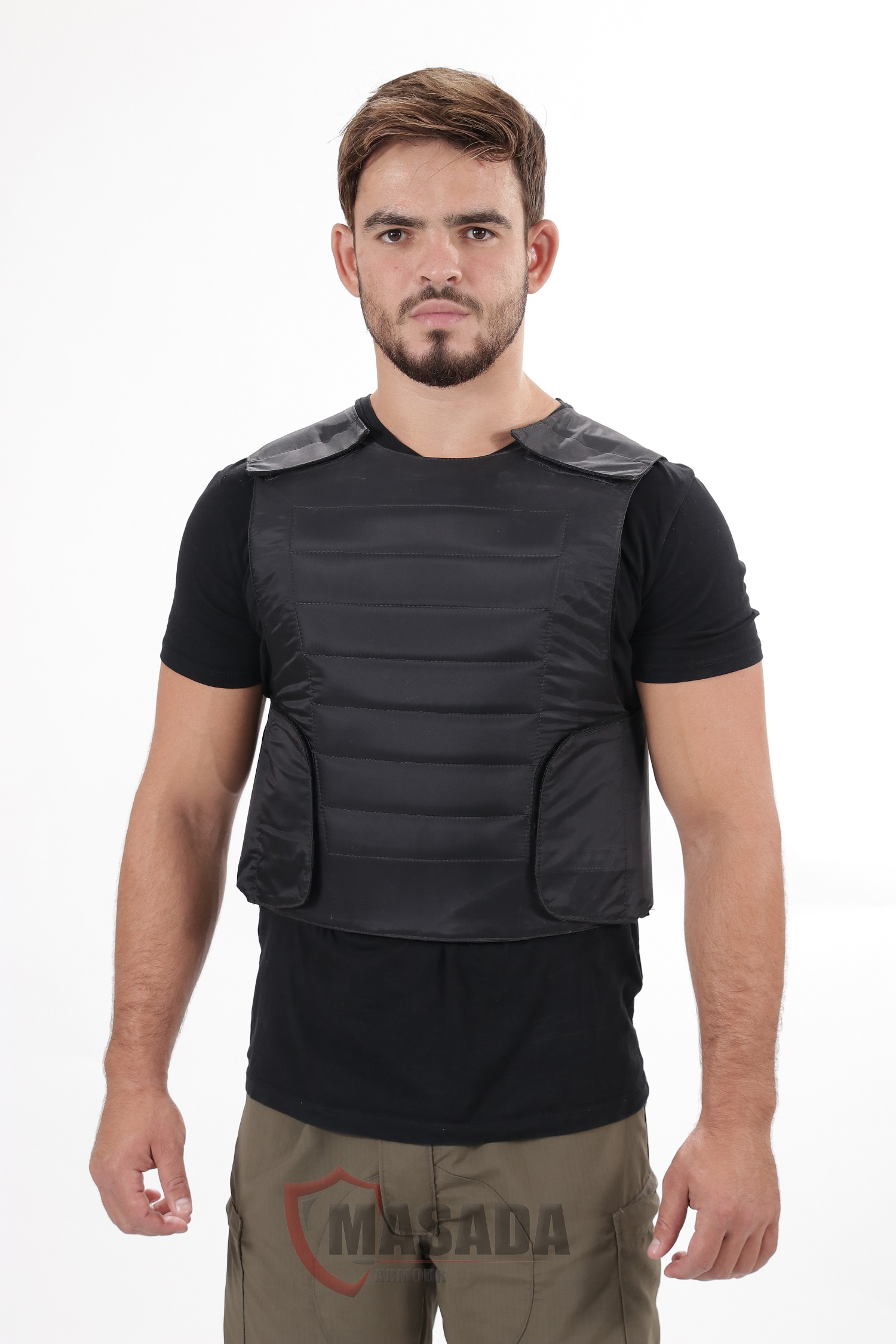 Civilian bulletproof vest/ Vip vest black