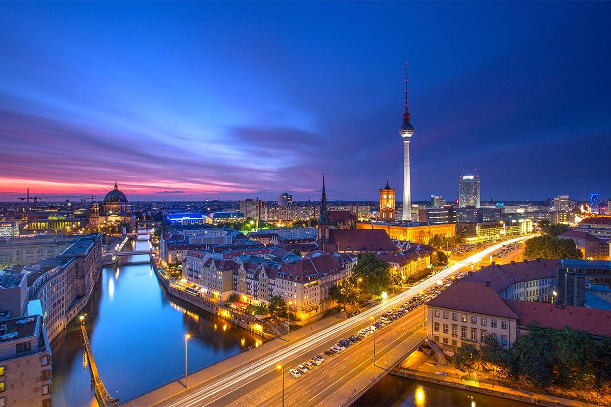 ברלין מלאת חוויות ורשמים