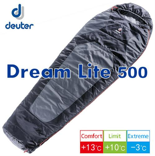 שק שינה דויטר  Deuter dreamlite 500