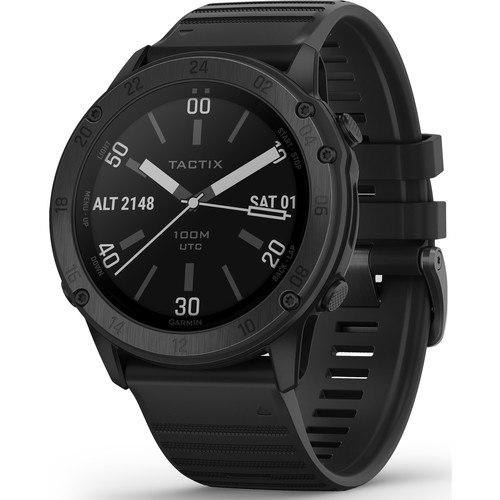 שעון דופק Garmin Tactix Delta Sapphire