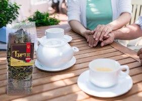 טיאבT - זוג תערובות צמחים לחליטה לסוכרתיים