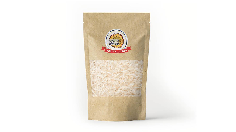 אורז יסמין 500 גרם