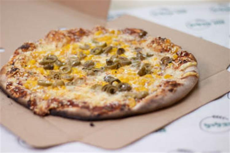 פיתה פיצה