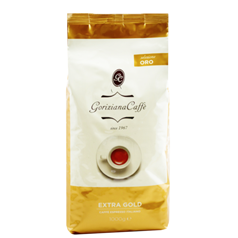 """1 ק""""ג גוריציאנה קפה אורו – GORIZIANA CAFFÉ ORO Goriziana Caffe"""