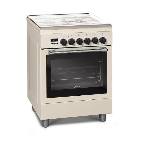 עדכני תנור משולב כיריים Sauter TSF6630 סאוטר - תנורי אפיה RH-82