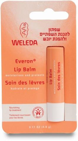 וולדה Everon שפתון טבעי לשפתיים יבשות