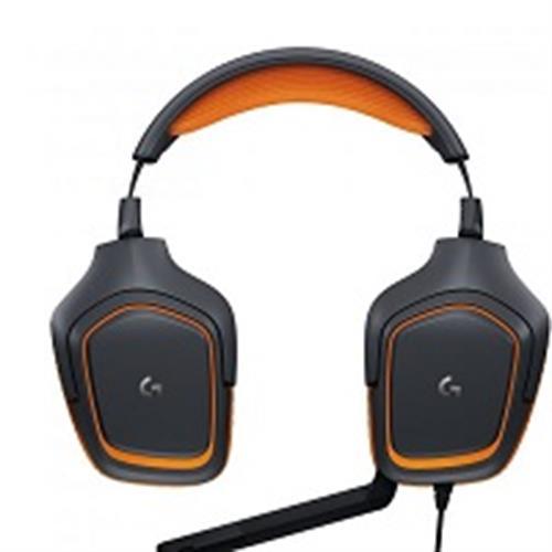 אוזניות חוטיות Logitech G231 לוגיטק