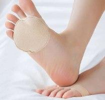 רפידות לנעליים מבוססות ג'ל