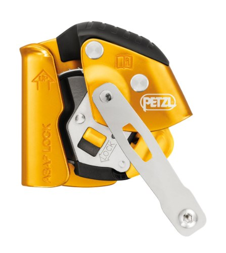 בולם נפילה- PETZL ASAP Lock