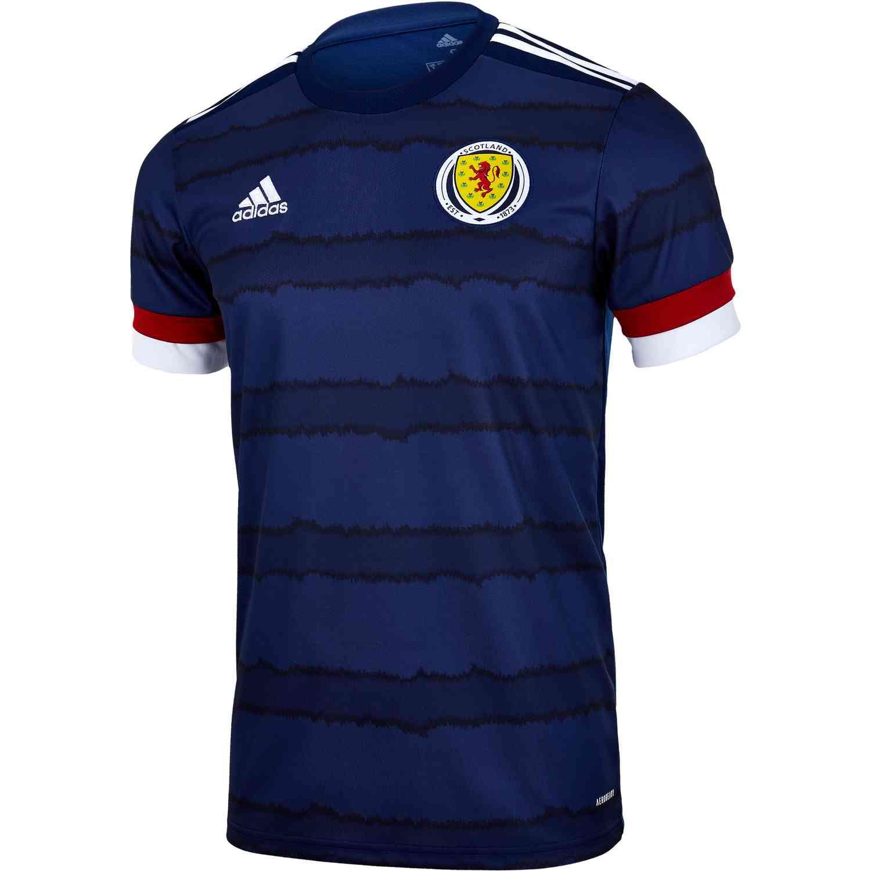 חולצת אוהד סקוטלנד בית יורו 2020