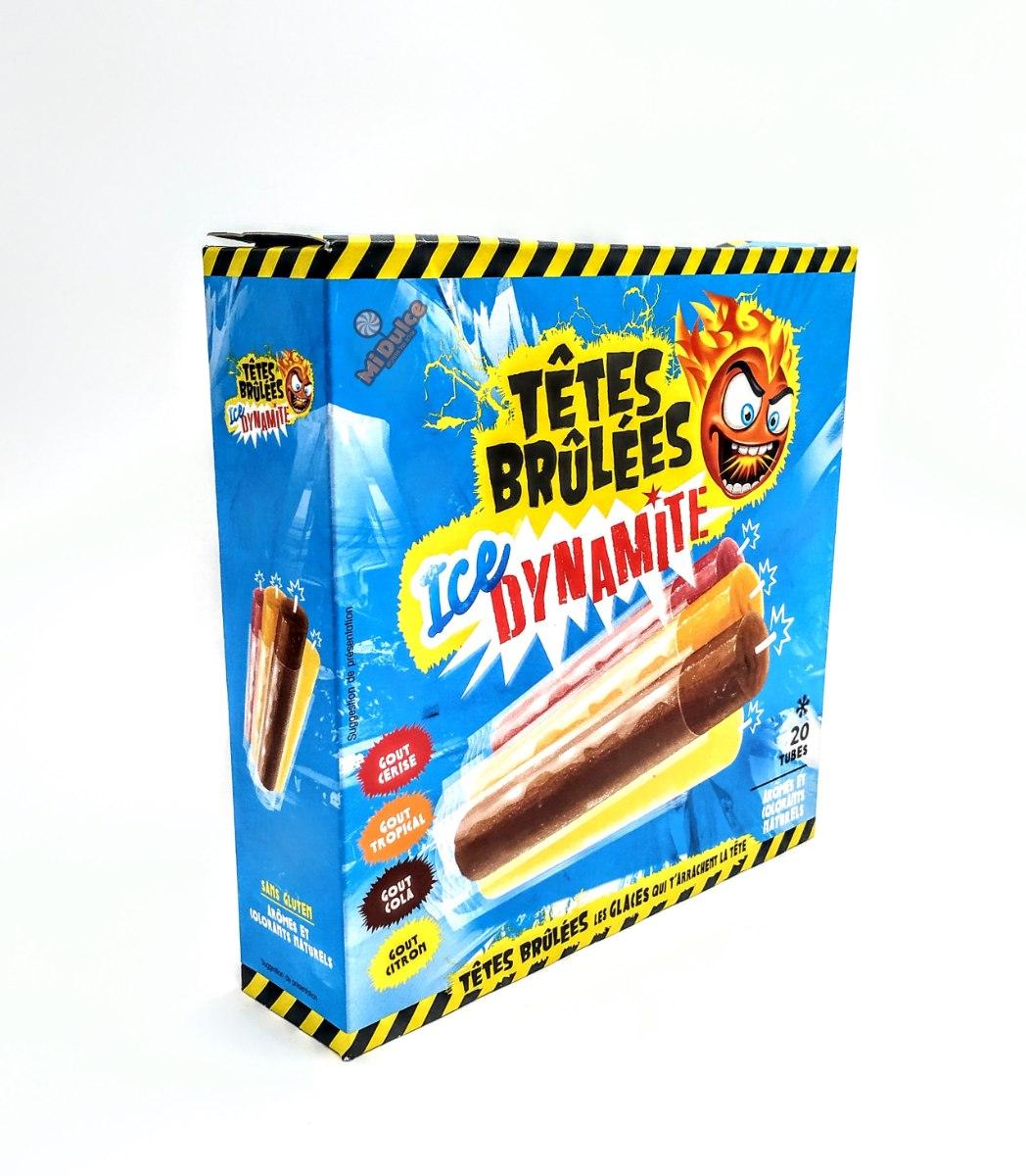 טט ברולה שלגונים Ice Dynamite
