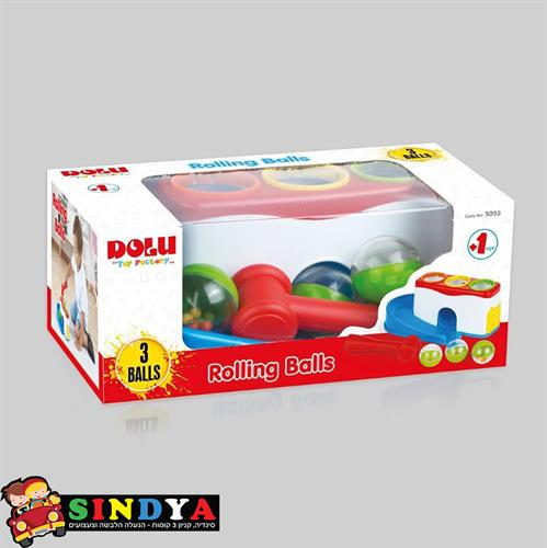 משחק דולו לתינוק 5095 - DOLU