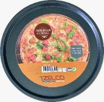 """מגש/ תבנית  פיצה ענק קוטר 33 ס""""מ"""