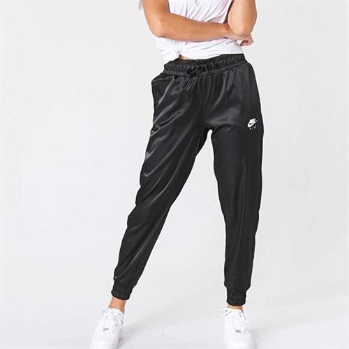 NIKE מכנס נשים נייק סאטן צבע שחור דגם BV4781-010