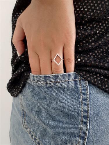 טבעת מעוין חלול