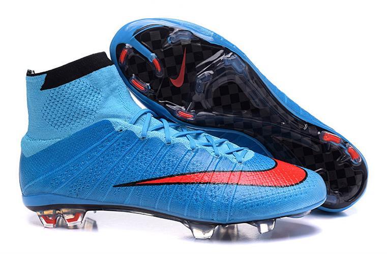 נעלי כדורגל מקצועיות Nike Mercurial Superfly FG דגם 7 מידות 39-45